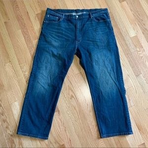 Levi's 559 Relaxed Straight Fit Jeans 46x30 A4